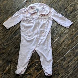 Ralph Lauren Pima Cotton Bodysuit